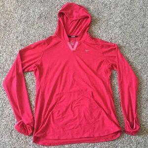 Like New! Nike Dri-Fit Long Sleeve, Pink